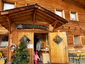 Christmas at Birgitzer Alm