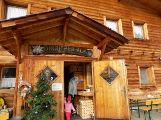 Christmas at Birgitzer Alm