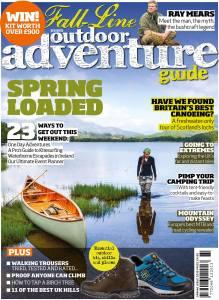Outdoor Adventure Guide magazine