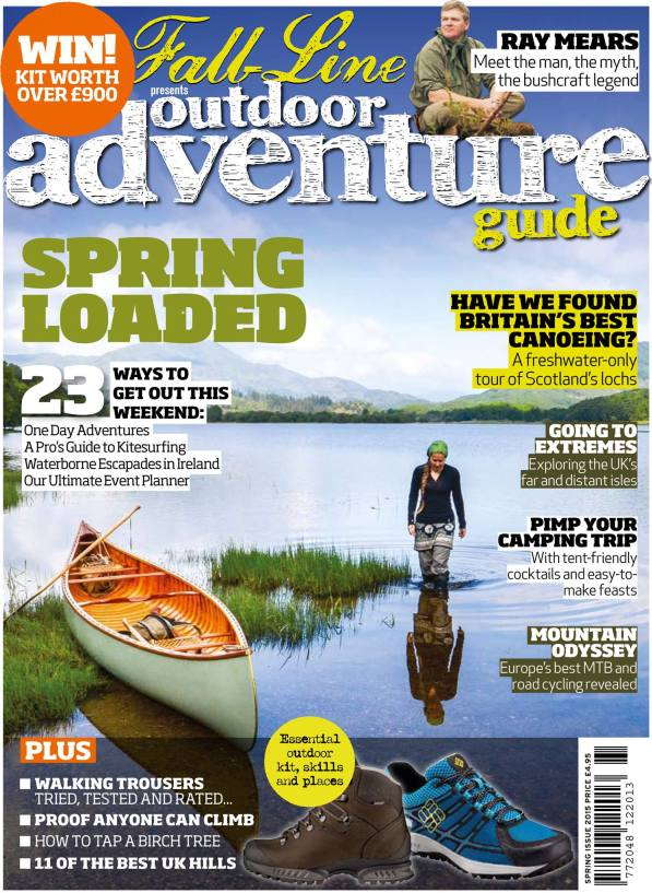 Outdoor Adventure Guide magazine