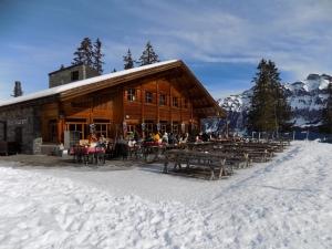 Restaurant Winteregg, Mürren